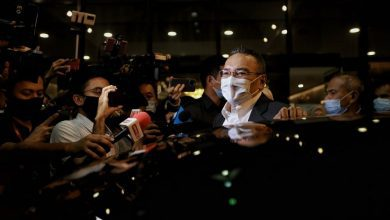 صورة وزير الخارجية الماليزي ينفي صحة رسالة إلى الملك تفيد بتسميته لرئاسة الوزراء
