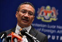 صورة وزير الخارجية الماليزي في زيارة عمل رسمية إلى تركيا ومصر