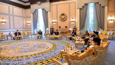 صورة ملك ماليزيا يدعو لعودة البرلمان في أسرع وقت ومناقشة حالة الطوارئ