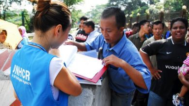 صورة مفوضية اللاجئين في ماليزيا تنفي وضع شروط مسبقة لإعطاء بياناتهم للحكومة خلال حملة التطعيم