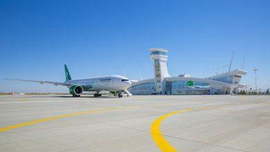 صورة يعزز الطيران في آسيا الوسطى… افتتاح مطار كركي الدولي الجديد في تركمانستان