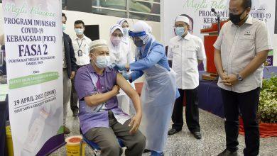 صورة 5.3 مليون جرعة لقاح… تسارع وتيرة التطعيم ضد كوفيد-19 في ماليزيا