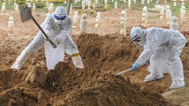 صورة 13,034 إصابة جديدة بفيروس كورونا في ماليزيا