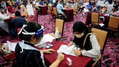 صورة 14.6% من السكان.. برنامج التطعيم الوطني الماليزي يتخطى 15 مليون جرعة