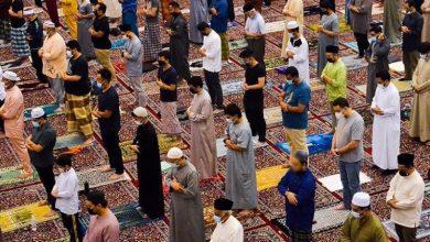 صورة الشؤون الدينية الماليزية تصدر تعليماتها الخاصة بالمساجد وصلاة عيد الأضحى