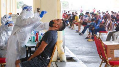 صورة وزارة الصحة الماليزية: الإصابات ستنخفض خلال مدة أقصاها أسبوعان