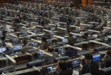 صورة البرلمان الماليزي في يومه الثاني.. الصحة وتدابير كوفيد-19 على طاولة النقاش
