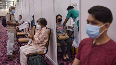 صورة اكتشاف 204 مصابين بكوفيد-19 من العاملين بمركز للتطعيم بشاه علم