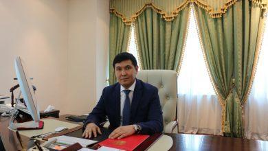 """صورة """"نور سلطان"""" تحتفل بيوم العاصمة الكازاخية… السفير الكازاخي في الإمارات: حققت مركزا ثقافيا واقتصاديا عالميا"""
