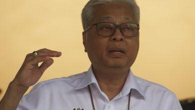 صورة ملك ماليزيا يعلن اختيار إسماعيل صبري يعقوب رئيساً للوزراء