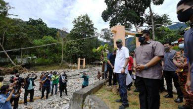 صورة 75 مليون رينجيت إصلاحات وتعويضات لعائلات ضحايا الفيضانات