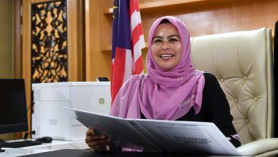 صورة استقالة وزيرة التعليم العالي التزاماً بقرار أمنو سحب دعمه للحكومة