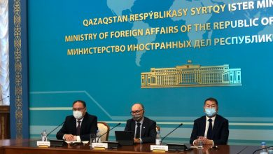 صورة احتفالات كازاخستان والعالم بالذكرى الـ 30 لإغلاق ثاني أكبر موقع نووي في العالم