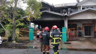 صورة مصرع عائلة من أربعة أفراد جراء نشوب حريق في منزلهم في صباح