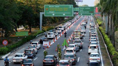 صورة الشرطة الماليزية تحذر من السفر بين وادي كلانج وباقي الولايات