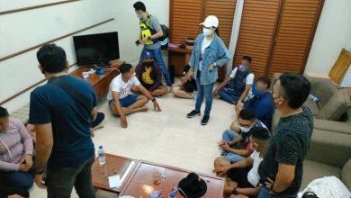 صورة شرطيان بين 14 موقوفاً في حفلة مخدرات صاخبة بالعاصمة كوالالمبور