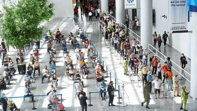 صورة الحكومة الماليزية تغلق مراكز التطعيم المباشر في وادي كلانج ابتداء من 15 سبتمبر