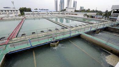 صورة تضرر 463 منطقة جراء انقطاع إمدادات مياه سيلانجور حتى الجمعة