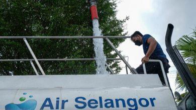 صورة أزمة انقطاع لإمدادات المياه في 6 مناطق بولاية سيلانجور