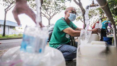 صورة بسبب التلوث.. استمرار أزمة انقطاع مياه سيلانجور حتى الاثنين القادم
