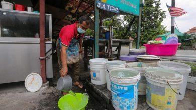 صورة عودة مياه سيلانجور إلى وادي كلانج كاملاً عدا بعض أجزاء كوالالمبور
