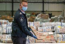 صورة أستراليا تحبط تهريب أكبر شحنة هيروين قادمة من ماليزيا بقيمة 400 مليون رنجيت