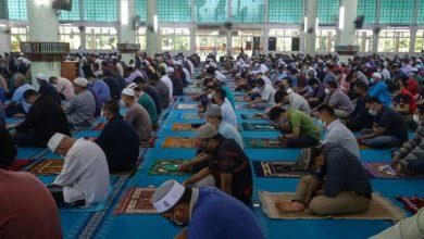 صورة ماليزيا تحتفي بذكرى المولد النبوي الشريف